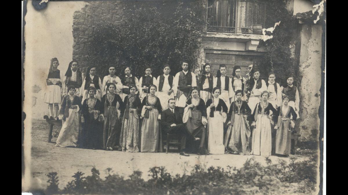 Greek 'National Dress'