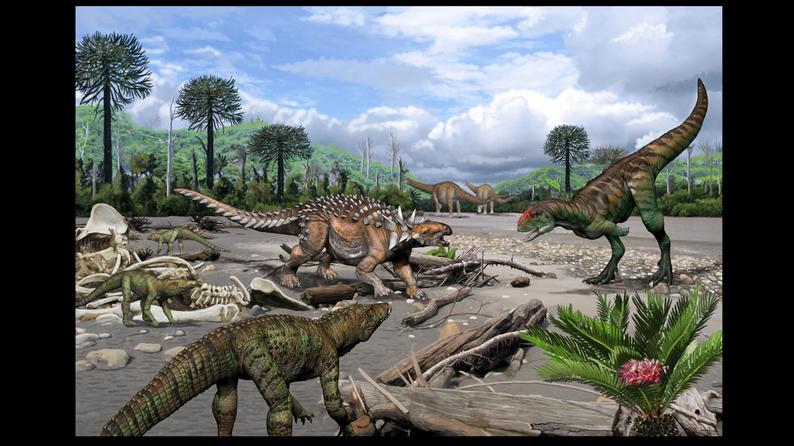 Ancient teeth reveal surprising diversity of Cretaceous reptiles