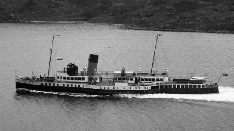 Discovery of the minesweeper HMS Mercury