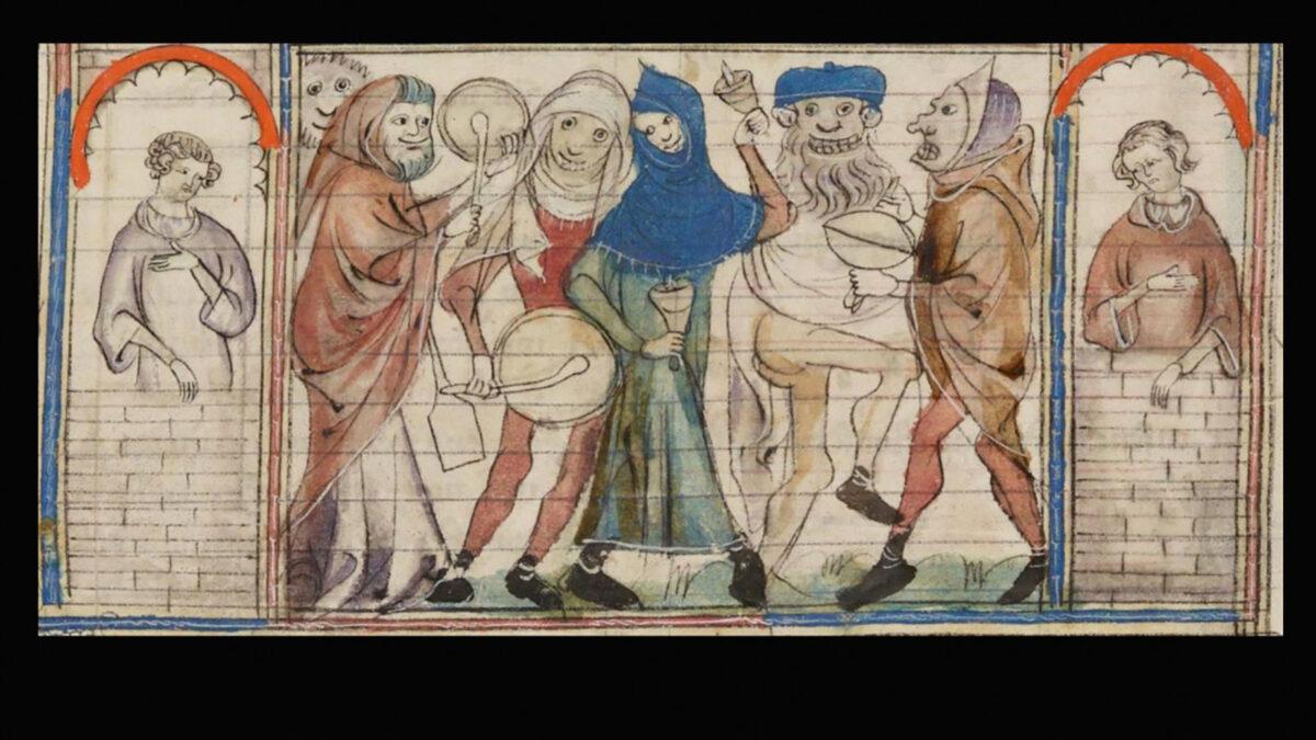 Byzantium Bizarre: Storytelling through sacred spaces