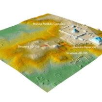 Hidden neighborhood in ancient Maya city uncovered