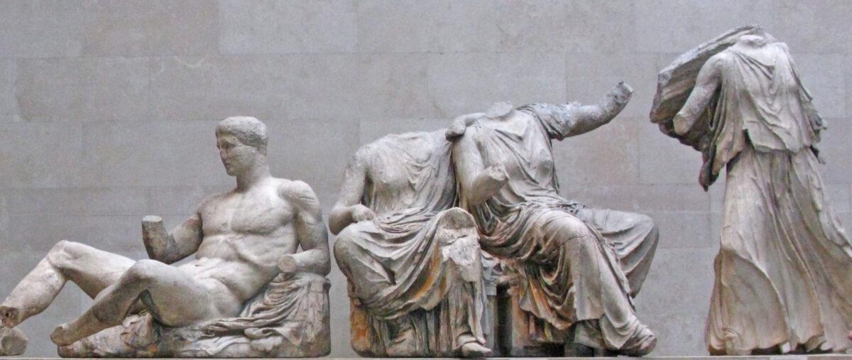 The Parthenon Sculptures at the British Museum (photo: MOCAS)