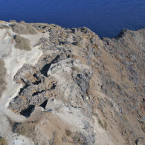 Therasia: the new excavation finds from the prehistoric settlement